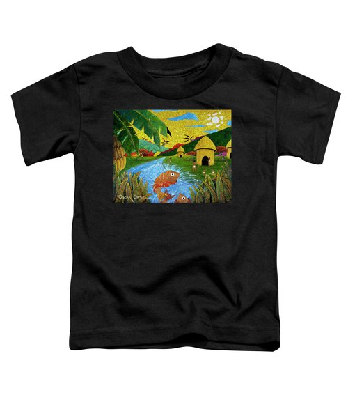 Boriken Toddler T-Shirt