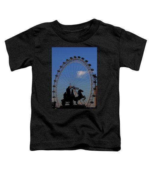 Boudicca's Eye Toddler T-Shirt