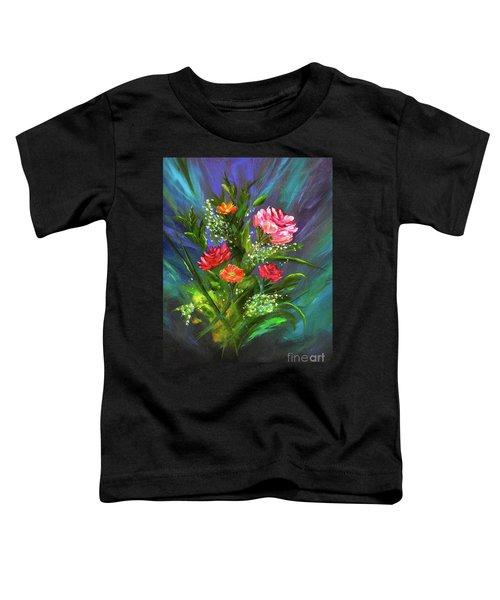 Bouquet Toddler T-Shirt