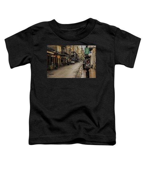 Bourbon Street By Day Toddler T-Shirt