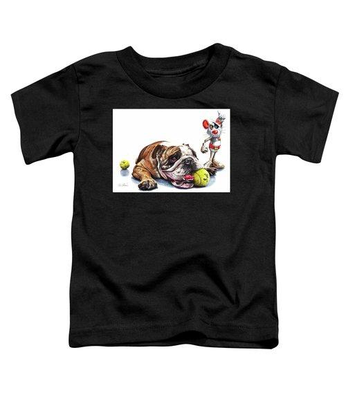 Boy's Toys Toddler T-Shirt