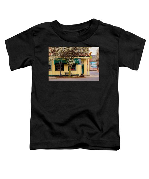 Brass Cat Pub Easthampton Toddler T-Shirt