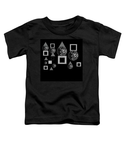 Breaking Through The Shadows Expanded No. 3 Toddler T-Shirt