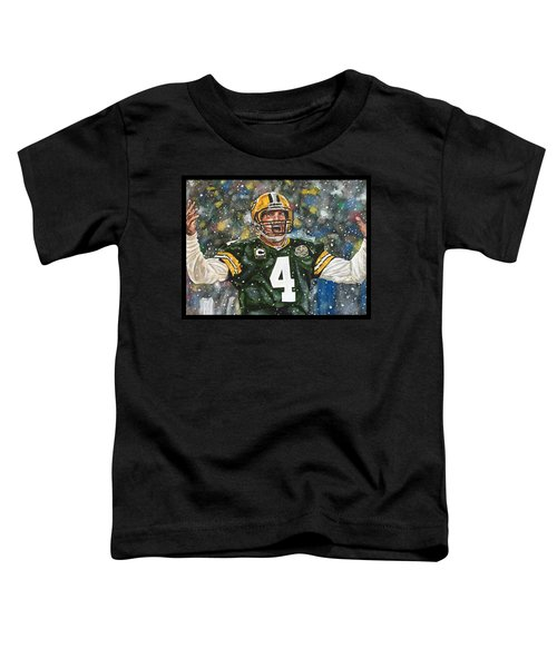 Brett Favre Toddler T-Shirt