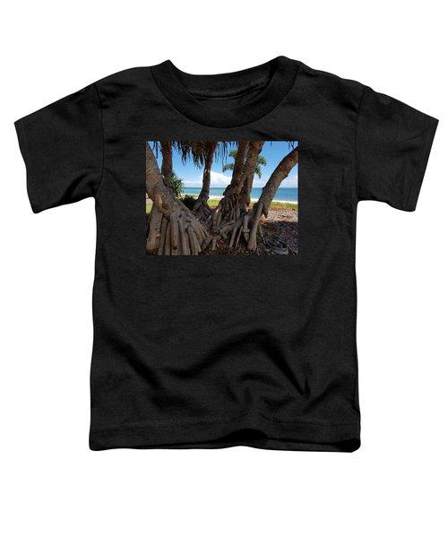 Bribie Trees  Toddler T-Shirt