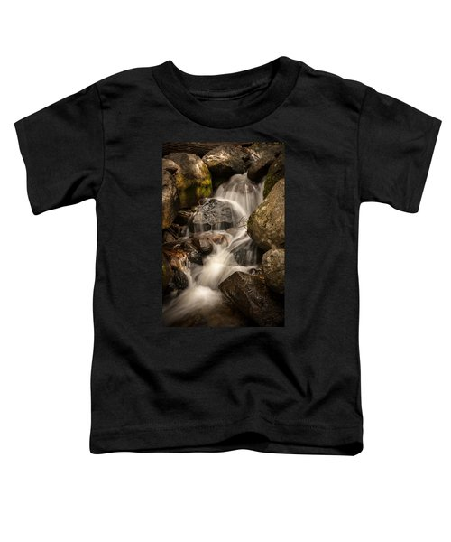 Bridal Veil Water Toddler T-Shirt