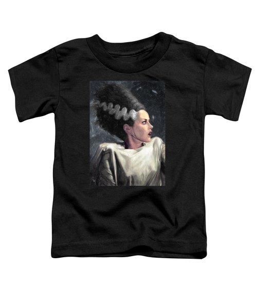 Bride Of Frankenstein Toddler T-Shirt