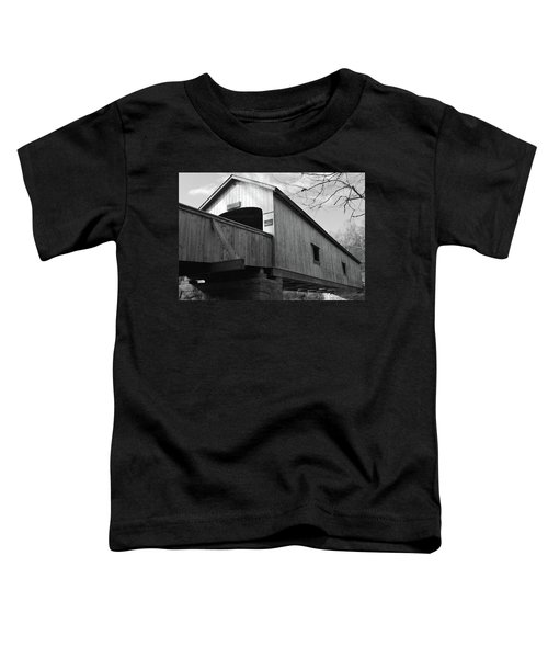 Bridge Over Troubled Water Toddler T-Shirt