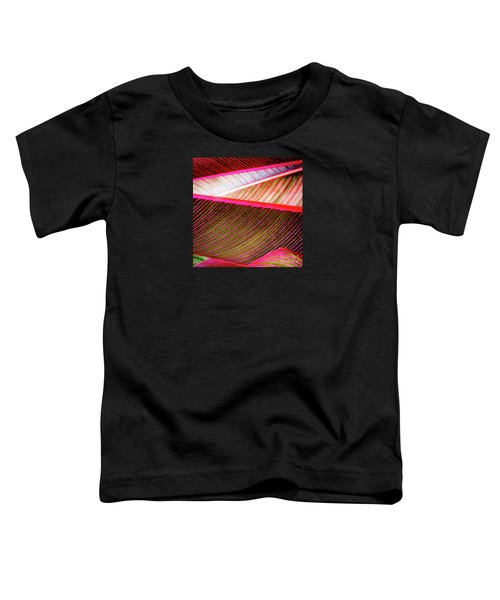 Bright Leaves 548 Toddler T-Shirt