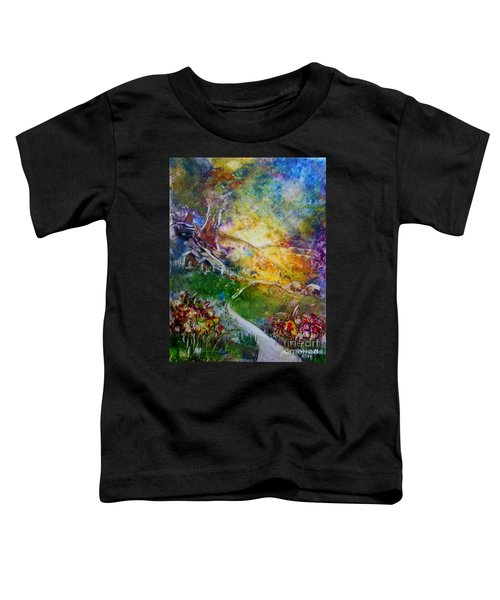 Bright Shiny Day Toddler T-Shirt