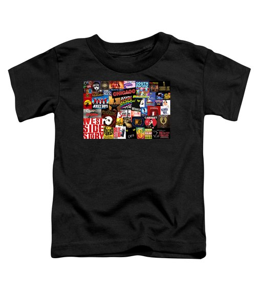 Broadway 3 Toddler T-Shirt