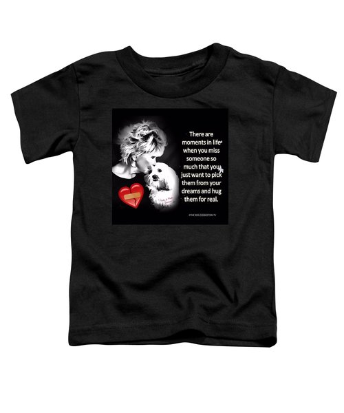 Broken Heart Toddler T-Shirt