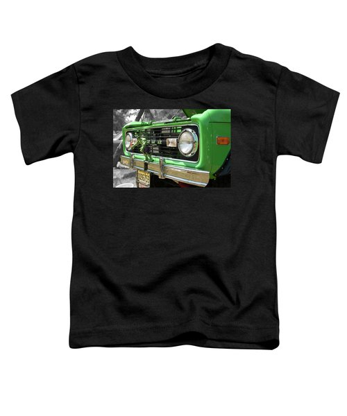 Bronco Front Toddler T-Shirt