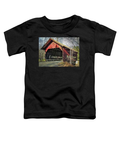 Brookdale Bridge Toddler T-Shirt