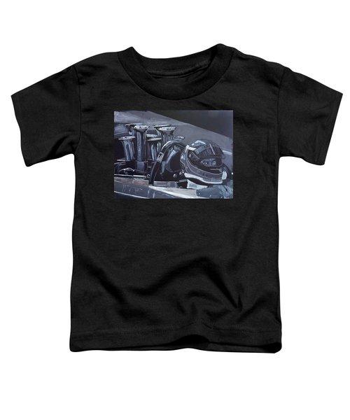 Bruce Mclaren Canam Toddler T-Shirt