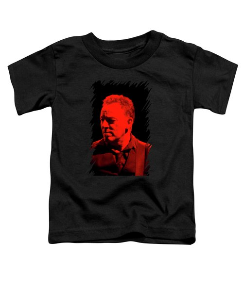 Bruce Springsteen Toddler T-Shirt by Mona Jain