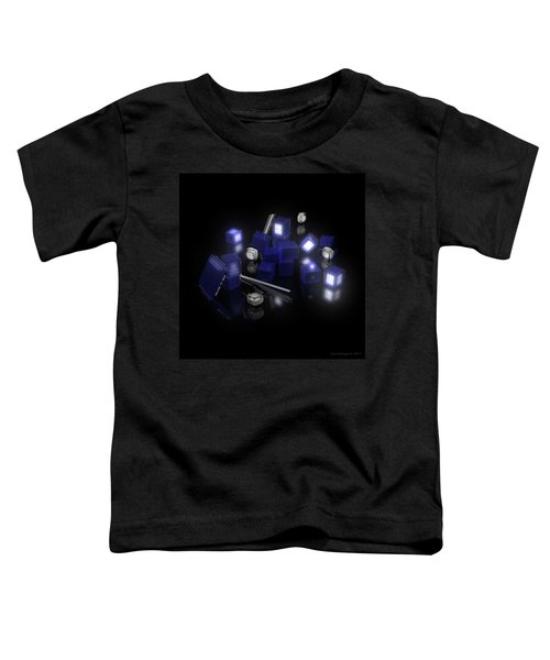Building Blocks Of Space Time Travel Toddler T-Shirt
