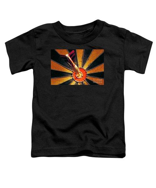 Bulls Eye Toddler T-Shirt