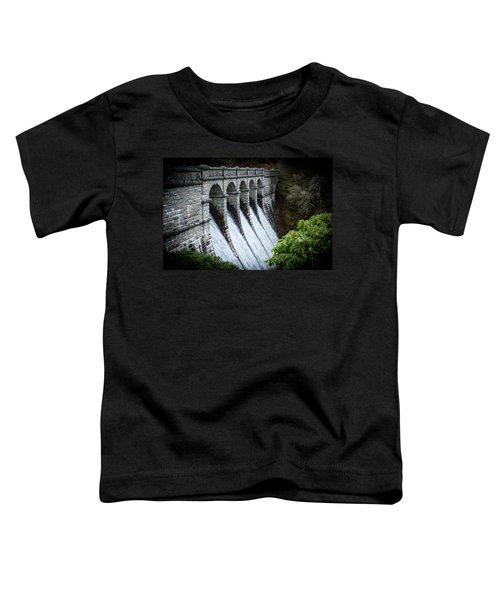 Burrator Reservoir Dam Toddler T-Shirt