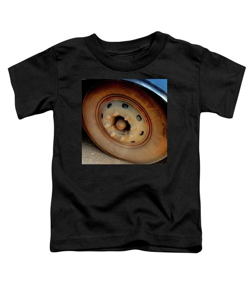 Bus Tyre Toddler T-Shirt