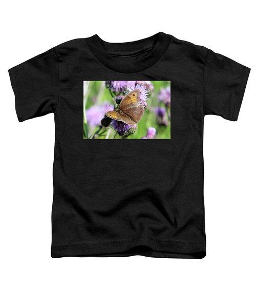 Butterfly Photograph  Toddler T-Shirt