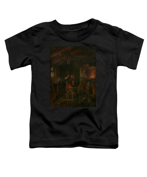 By Hammer And Hand All Arts Doth Stand Toddler T-Shirt