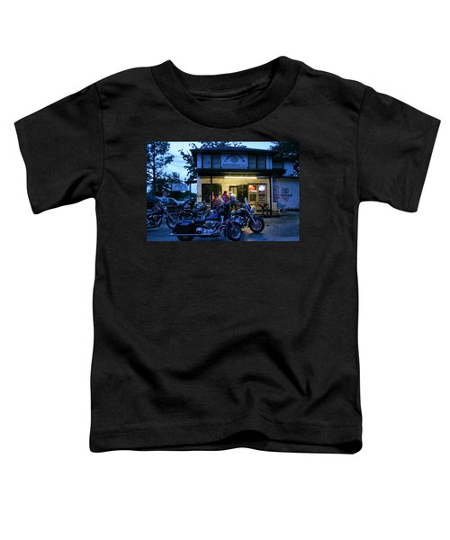 Cabbage Patch Bikers Bar Toddler T-Shirt