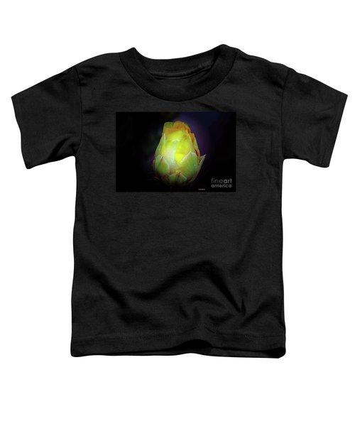 Cactus Flower 7 Toddler T-Shirt