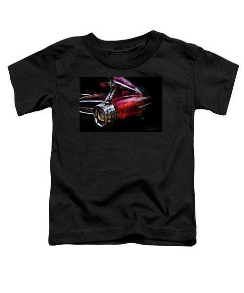 Cadillac Lines Toddler T-Shirt