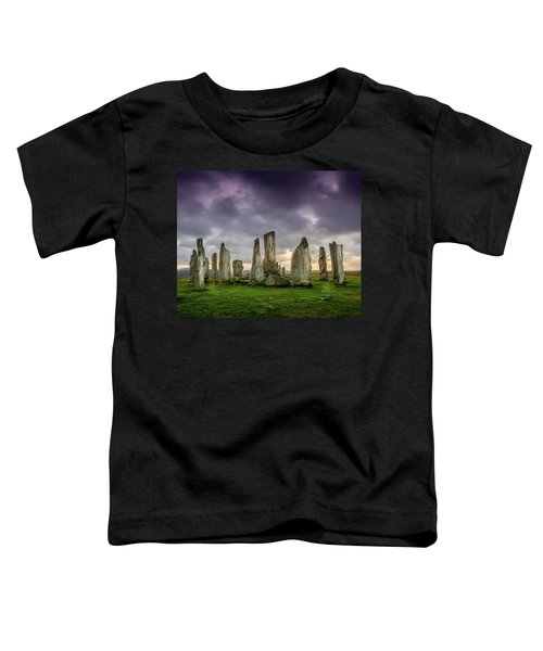 Callanish Stone Circle, Scotland Toddler T-Shirt