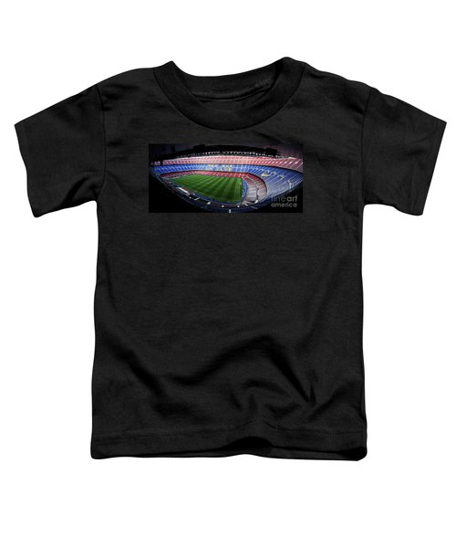 Camp Nou Toddler T-Shirt