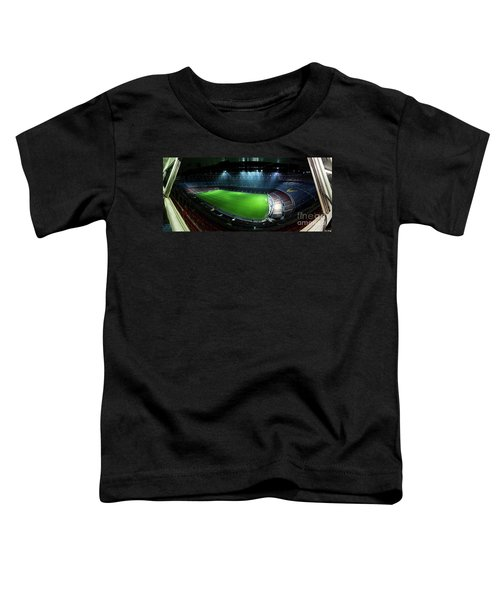 Camp Nou At Night Toddler T-Shirt