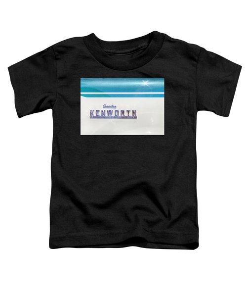 Canadian Kenworth Toddler T-Shirt