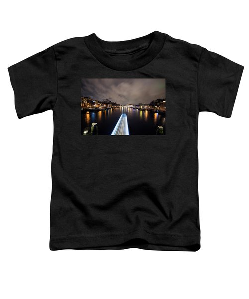 Canal Streaking I Toddler T-Shirt