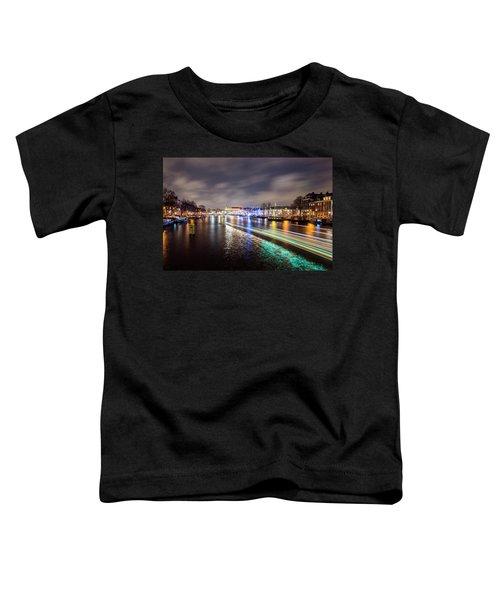 Canal Streaking Iv Toddler T-Shirt