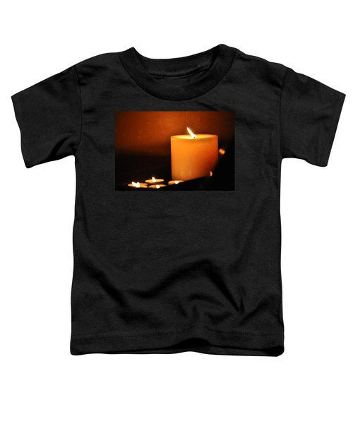 Candlelight Toddler T-Shirt