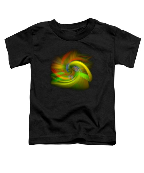 Candy Mountain Twirl Toddler T-Shirt