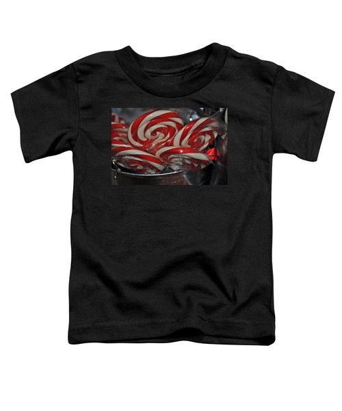 Candycane Lolli Toddler T-Shirt