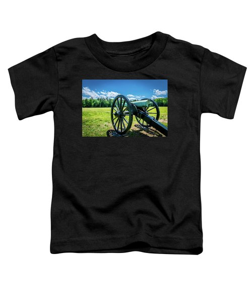 Cannon Toddler T-Shirt