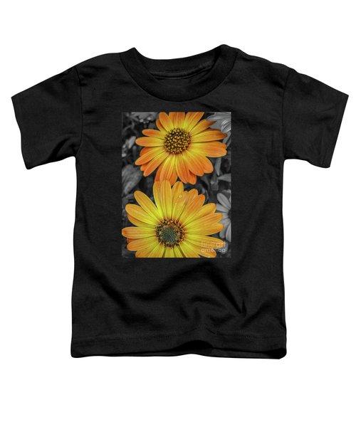 Cape Daisy's - Orange Toddler T-Shirt