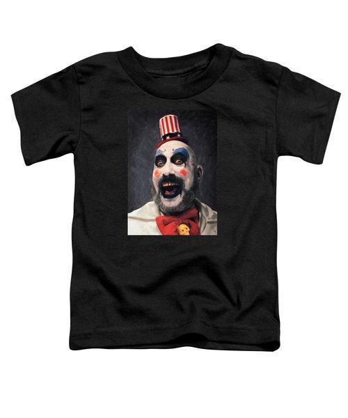 Captain Spaulding Toddler T-Shirt