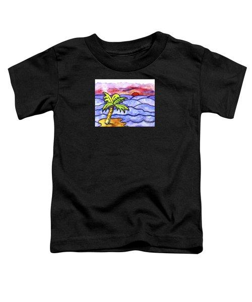 Rolling Seas Toddler T-Shirt