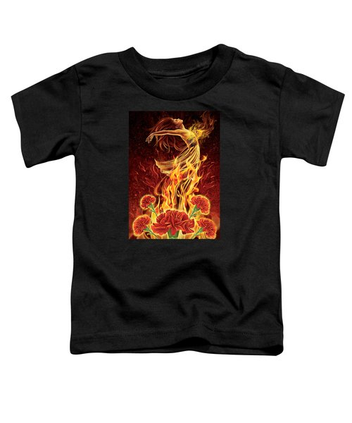 Carnation - Rebirth Toddler T-Shirt