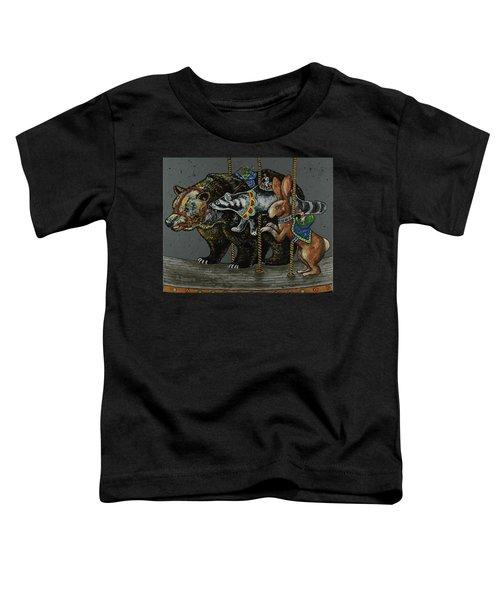 Carousel Kids 4 Toddler T-Shirt