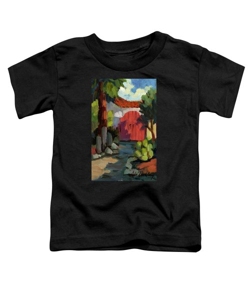 Casa Tecate Gate Toddler T-Shirt