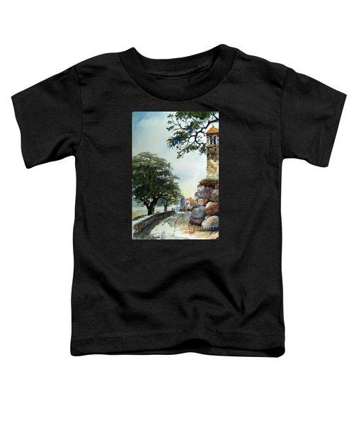 Castel At Borgo Rapale Toddler T-Shirt