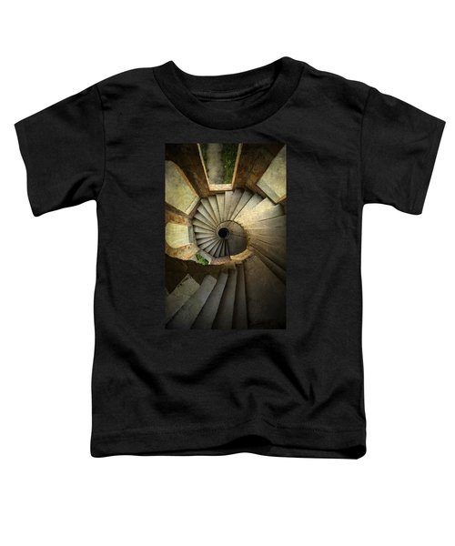 Toddler T-Shirt featuring the photograph Castle Of Unfinished Dreams by Jaroslaw Blaminsky