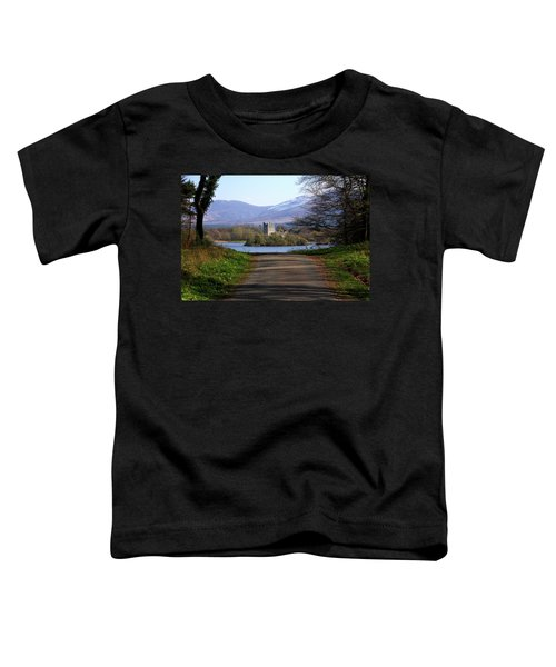 Castle On The Lakes Toddler T-Shirt