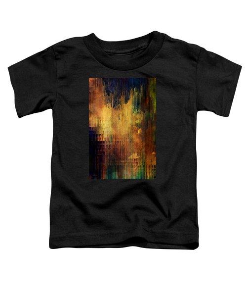 Castle View Planet Pixel Toddler T-Shirt