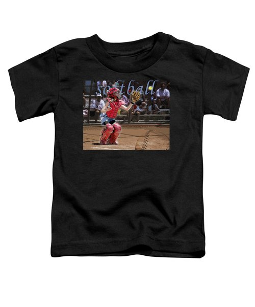 Catch It Toddler T-Shirt